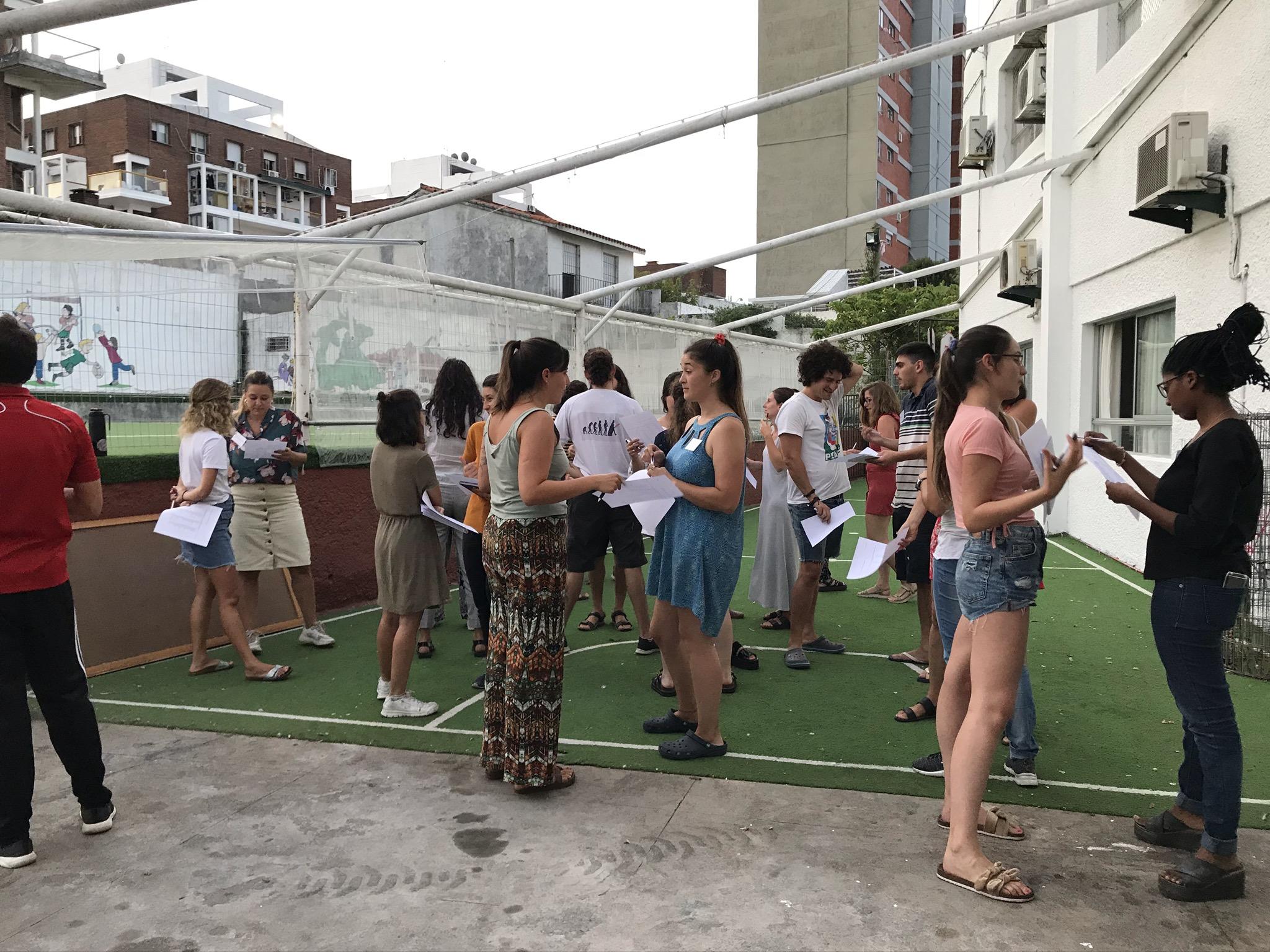 Mirada de un PEU a la práctica docente en Enseña Uruguay