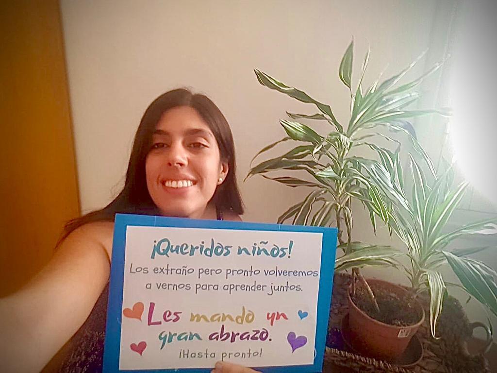 Voces Alumni en Cuarentena. Ser docente en tiempos de Coronavirus. #1